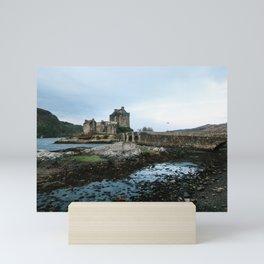 Eilean Donan Castle, Scotland Mini Art Print