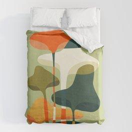 Little mushroom Bettbezug