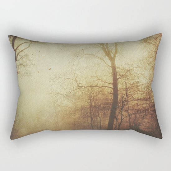 Fall Tales Rectangular Pillow