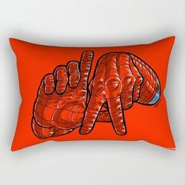 LA Wall Climber Rectangular Pillow