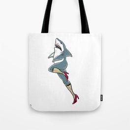 Femme Shark Tote Bag
