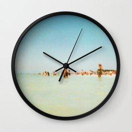 2900 Miles #1 Wall Clock