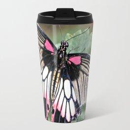 Majestic Tropical Butterfly Travel Mug