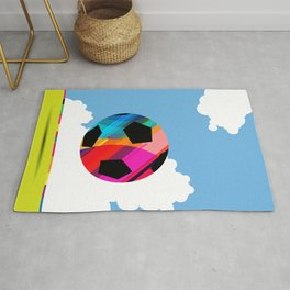 World Cup Soccer Rug