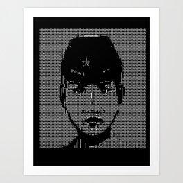 Onoda Art Print