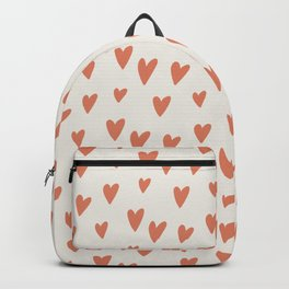 Hearts Hearts Hearts Backpack