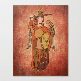 San Miguel Archangel Canvas Print