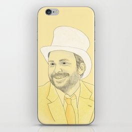 Day Man iPhone Skin