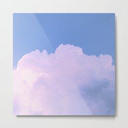 #03#Cloud#Sky#light Metal Print
