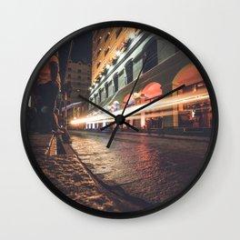 Brilliant City Wall Clock