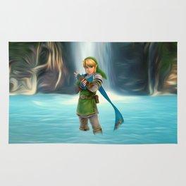 Adventure of Zelda Rug