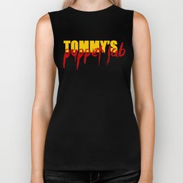 Tommy's Puppet Lab Biker Tank