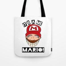 Psycho Mario Tote Bag