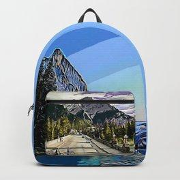 Lake Louise Backpack