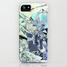 Pistachio Crystal iPhone Case