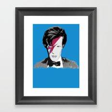 Doctor Stardust Framed Art Print