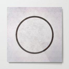 Ring Metal Print