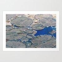 Within Islands Art Print