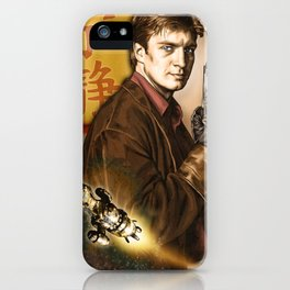 Captain Mal Reynolds iPhone Case