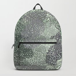 Green Growths Backpack