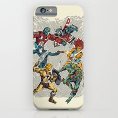 80's Smash Slim Case iPhone 6