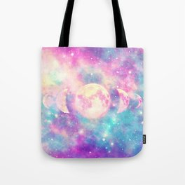Tales Of The Moon Tote Bag