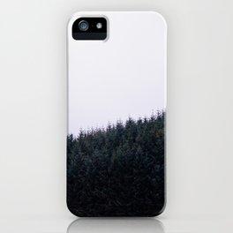 Treeline iPhone Case