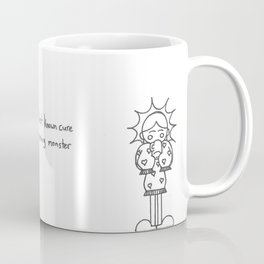 Coffee Monster Coffee Mug