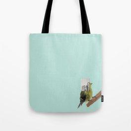 Are we born free? Tote Bag