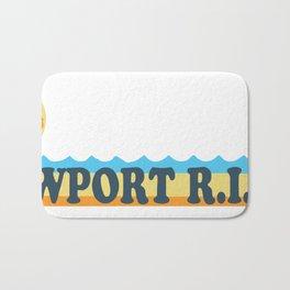 Newport RI Bath Mat