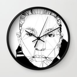 ICONS: Pharrell2 Wall Clock