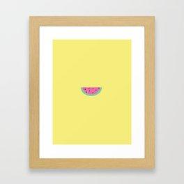 sandia Framed Art Print