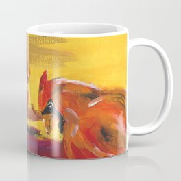 Seek and Ye Shall Find (Cardinals) Coffee Mug