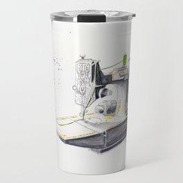 Vintage Singer Featherweight 221 Travel Mug
