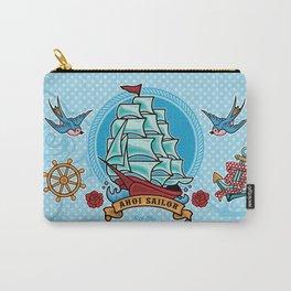 Ahoi Sailor No. 2 Carry-All Pouch