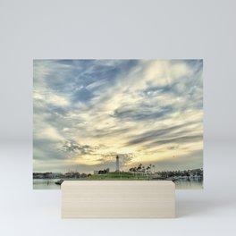 When the Sky Speaks Mini Art Print