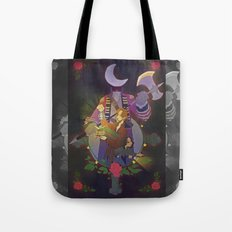 Sleepy Hollow - Abbie and Crane Tote Bag