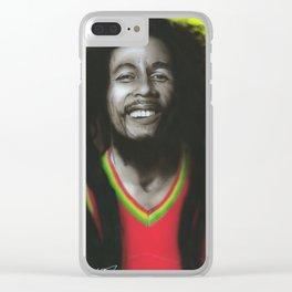 'Bob' Clear iPhone Case