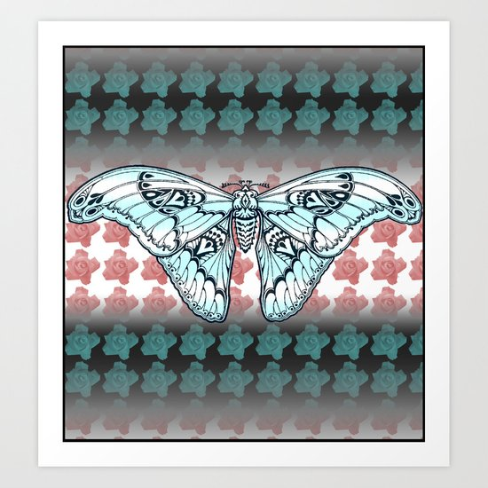 Fly Fancy Art Print