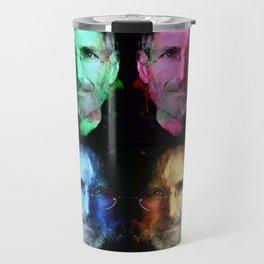 Steve Jobs Travel Mug