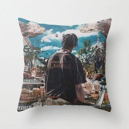 Astroworld 2019 Throw Pillow