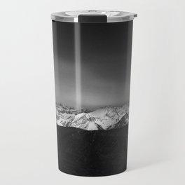 """""""Dream mountains"""" Travel Mug"""