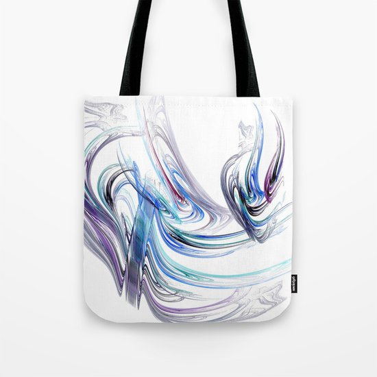 Colour Abstractions Tote Bag