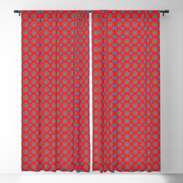 Vitality Pattern Blackout Curtain