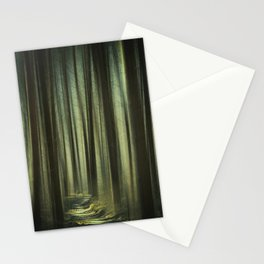 Forest and Sunlight II Stationery Cards