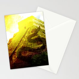 Temple of the Snake Stationery Cards