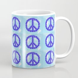 Peace for everyone Coffee Mug