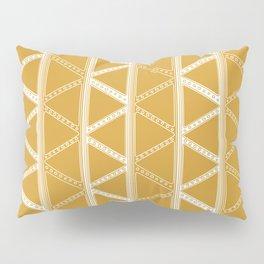SARA Mustard Pillow Sham
