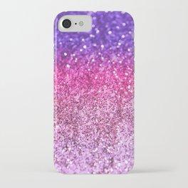 Unicorn Girls Glitter #3 #shiny #decor #art #society6 iPhone Case