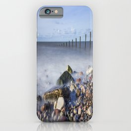 Pebble Beach iPhone Case